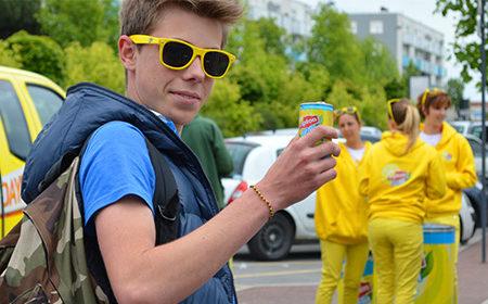 La tournée des Summer Days Lipton Ice Tea - Keemia Agence Hors média, Shopper Marketing, Evénementiel