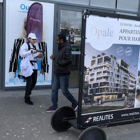 4m² pour marquer les esprits Vignette - Keemia Agence Hors média, Shopper Marketing, Evénementiel