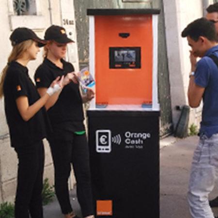 Je gère avec Orange Vignette - Keemia Agence Hors média, Shopper Marketing, Evénementiel