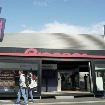Pioneer au Salon des Véhicules de Loisirs - Keemia Agence Hors média, Shopper Marketing, Evénementiel