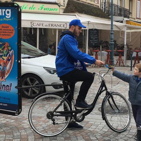 Affichage XL pour Playmobil Vignette - Keemia Agence Hors média, Shopper Marketing, Evénementiel