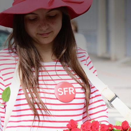 SFR Vignette - Keemia Agence Hors média, Shopper Marketing, Evénementiel