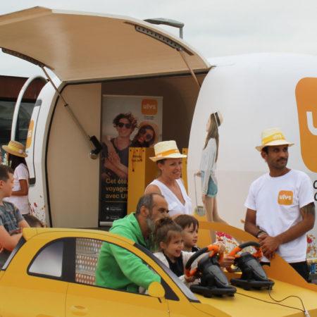 Ulys Tour 2019 - Keemia Agence Hors média, Shopper Marketing, Evénementiel