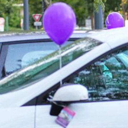 Une guérilla ballons pour Cogedim - Keemia Agence Hors média, Shopper Marketing, Evénementiel