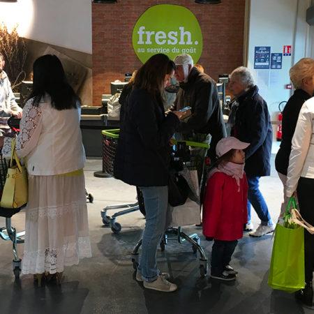Jackpot chez Fresh - Keemia Agence Hors média, Shopper Marketing, Evénementiel