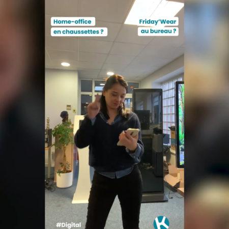 Meilleurs voeux 2021, Keemia agence de marketing locale