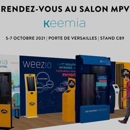 Salon Marketing Point de Vente - Keemia - Agence Full Marketing